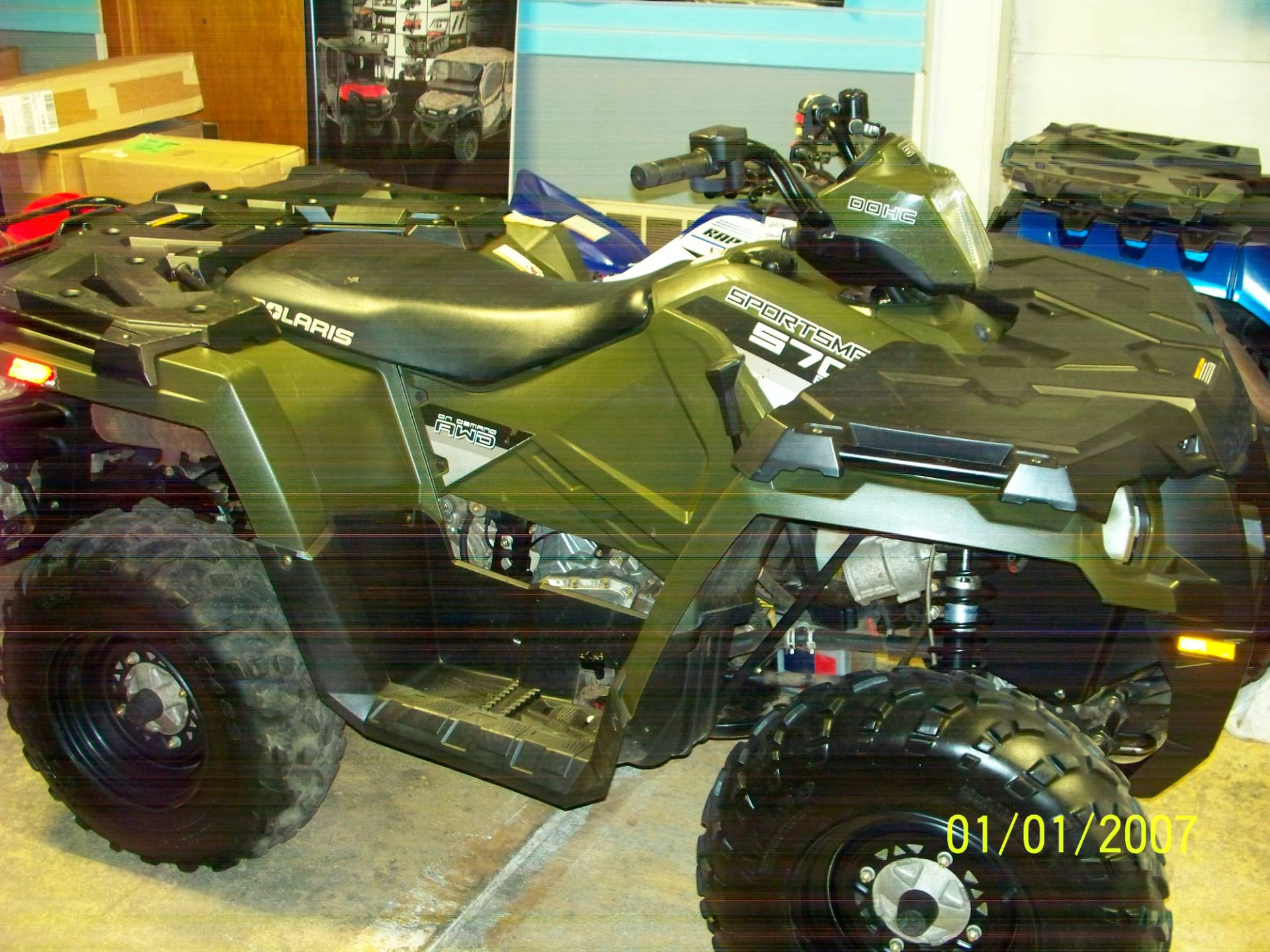 2015 Polaris Sportsman 570 in Sterling, Illinois - Photo 2