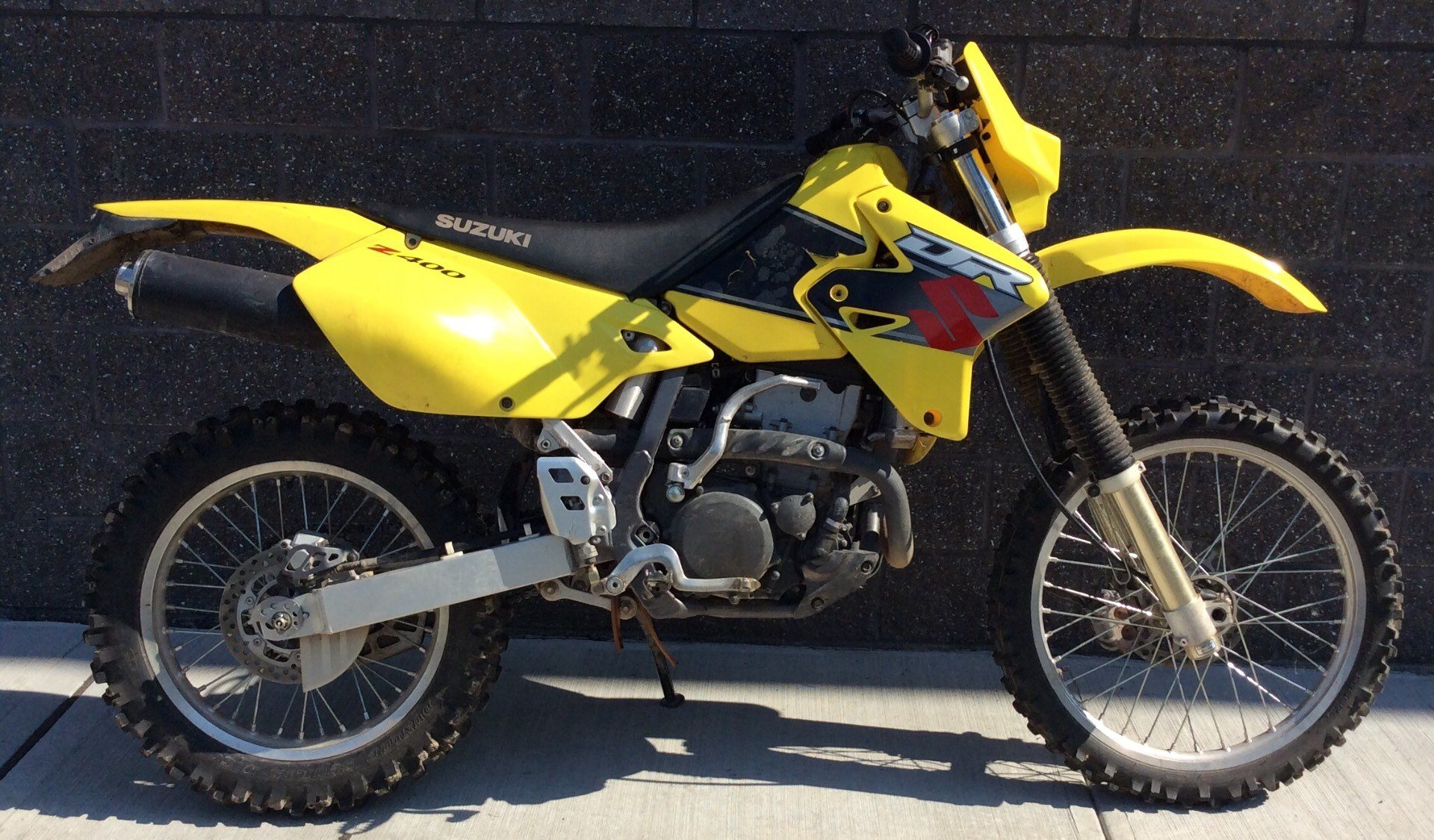2001 Suzuki DR-Z400 in Goshen, New York