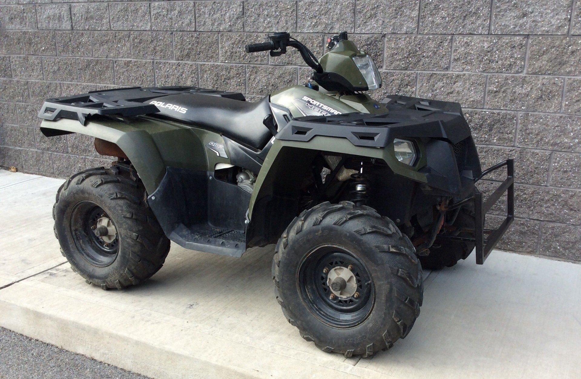 Used 2011 Polaris Sportsman® 400 H.O. ATVs in Goshen, NY