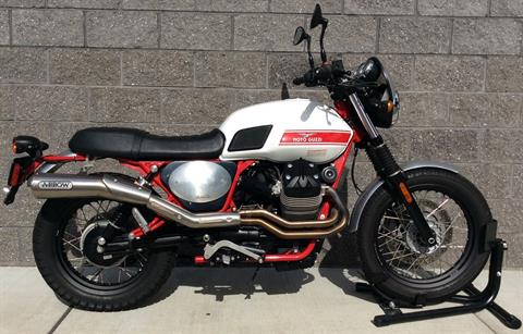 2016 Moto Guzzi V7 II Stornello in Goshen, New York