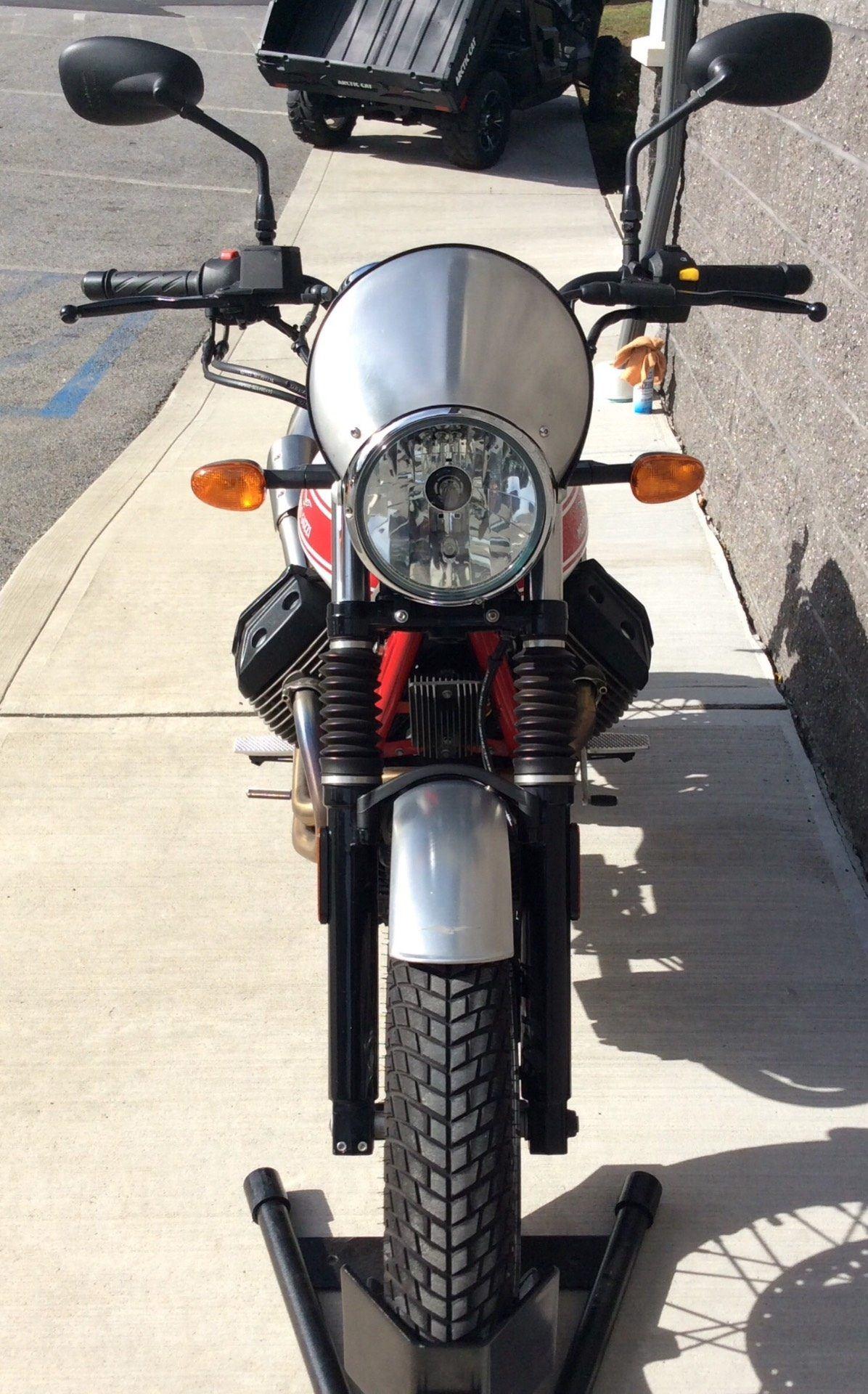 2016 Moto Guzzi V7 II Stornello 7