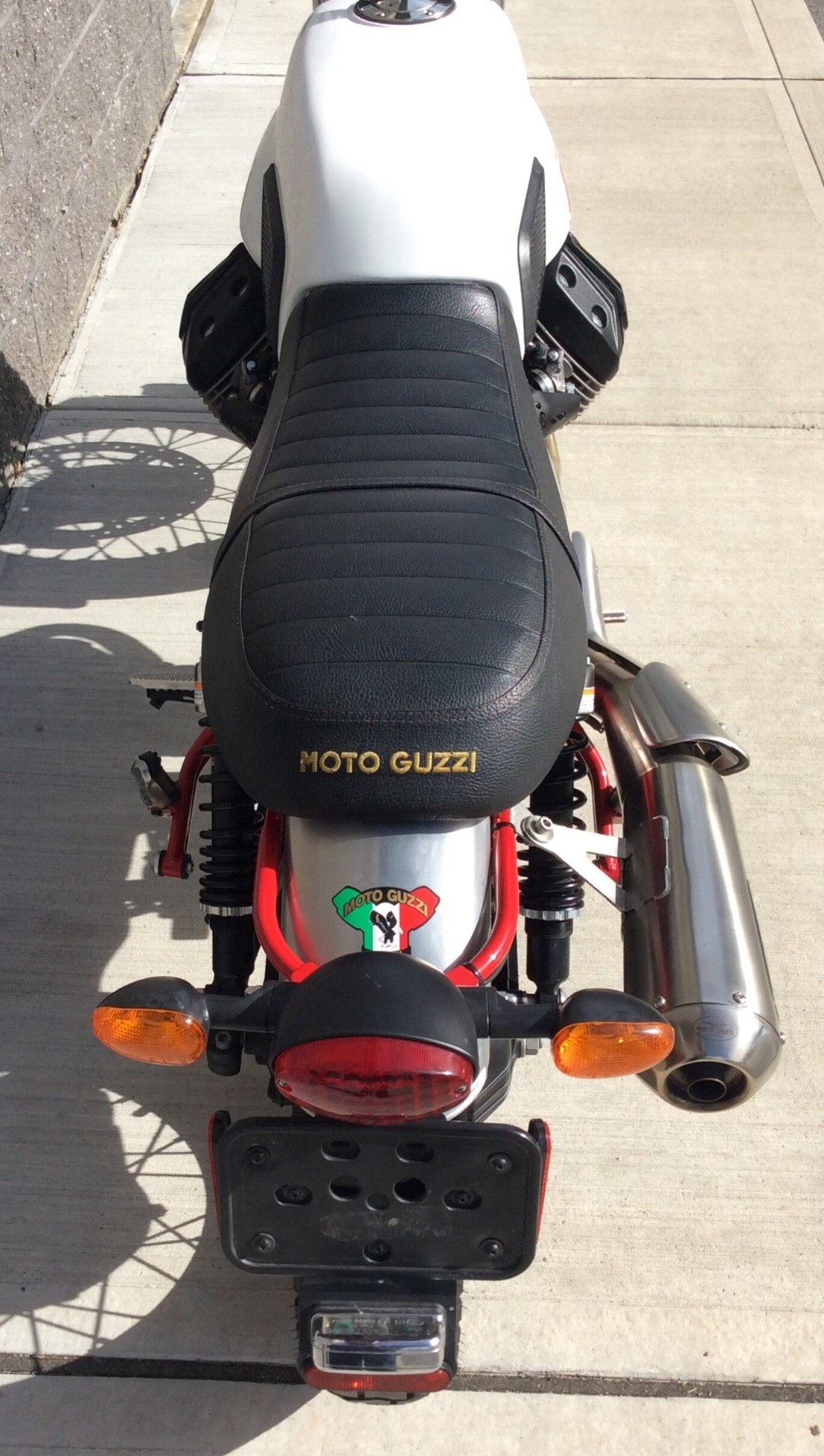 2016 Moto Guzzi V7 II Stornello 10
