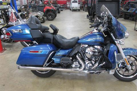 2014 Harley-Davidson ULTRA LIMITED in Springfield, Ohio