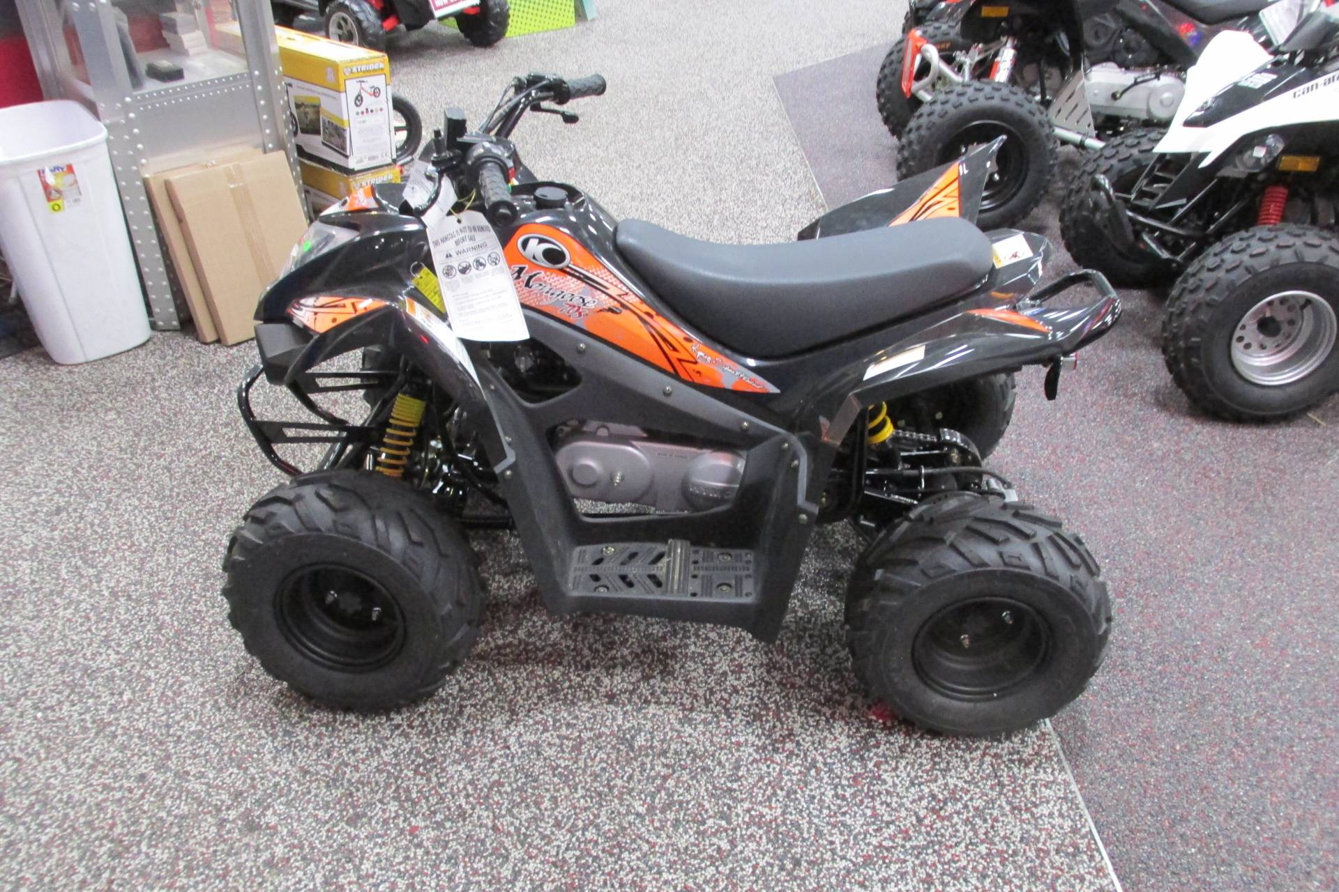 2017 Kymco MONGOOSE 70CC in Springfield, Ohio