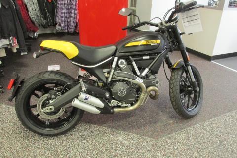 2016 Ducati Scrambler Full Throttle in Springfield, Ohio