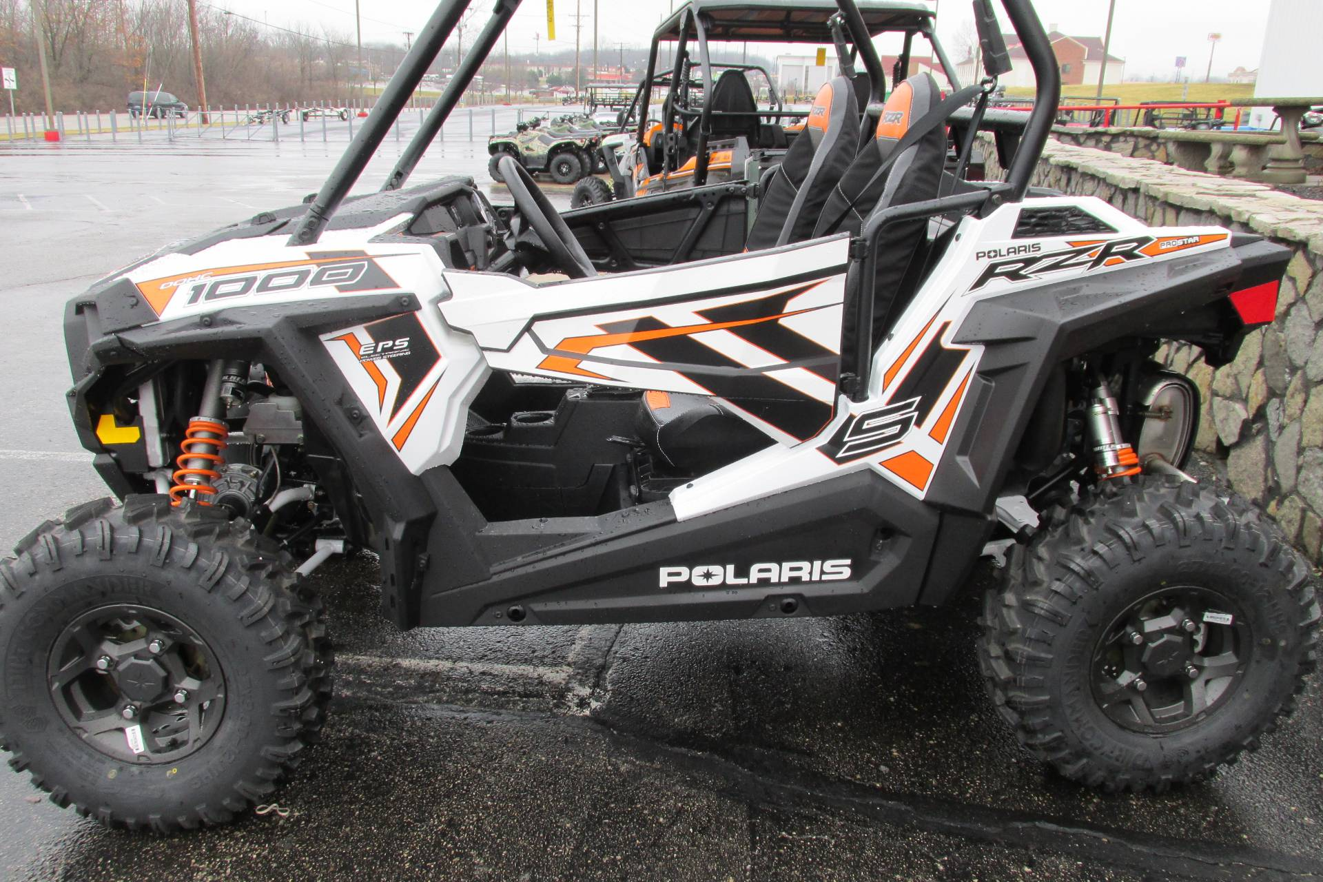 2018 Polaris RZR 1000S in Springfield, Ohio