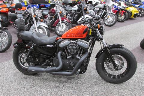 2012 Harley Davidson 1200 SPORTSTER FORTY EIGHT in Springfield, Ohio