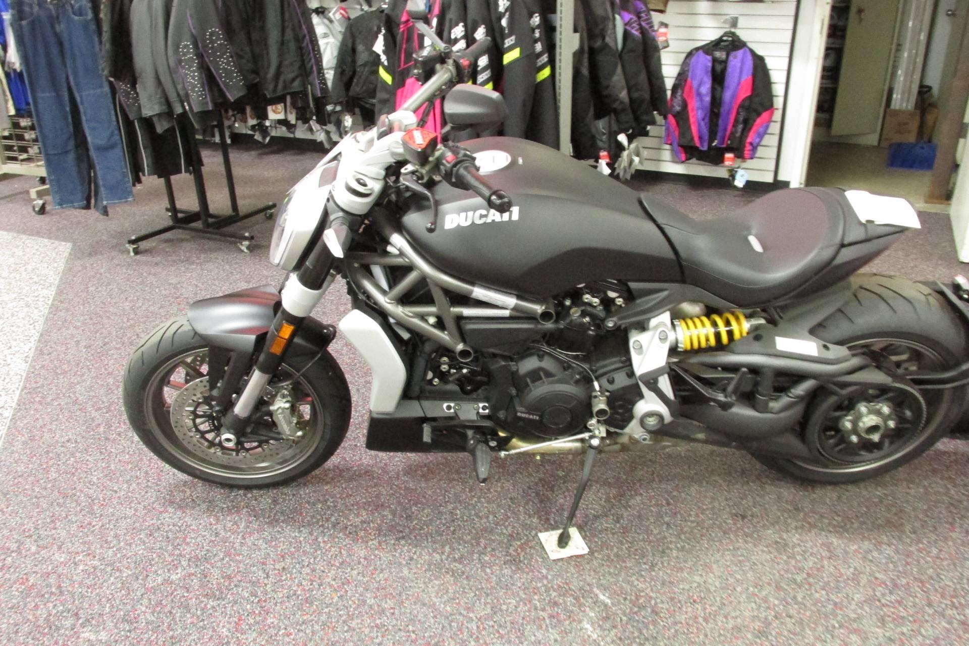 Ducati Dealer Springfield Ohio
