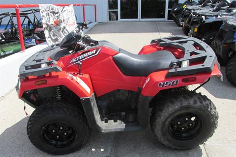2016 Arctic Cat Alterra 450 in Springfield, Ohio