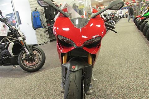 2014 Ducati Superbike 1199 Panigale S in Springfield, Ohio