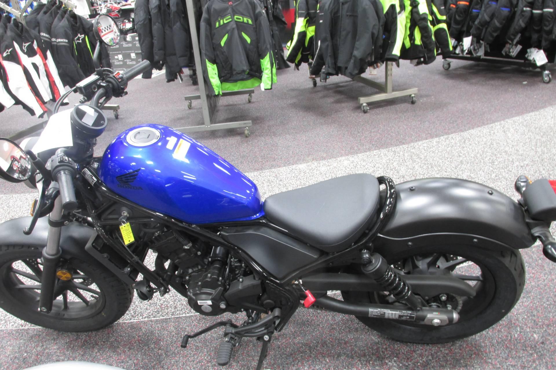 2018 Honda REBEL 300 5