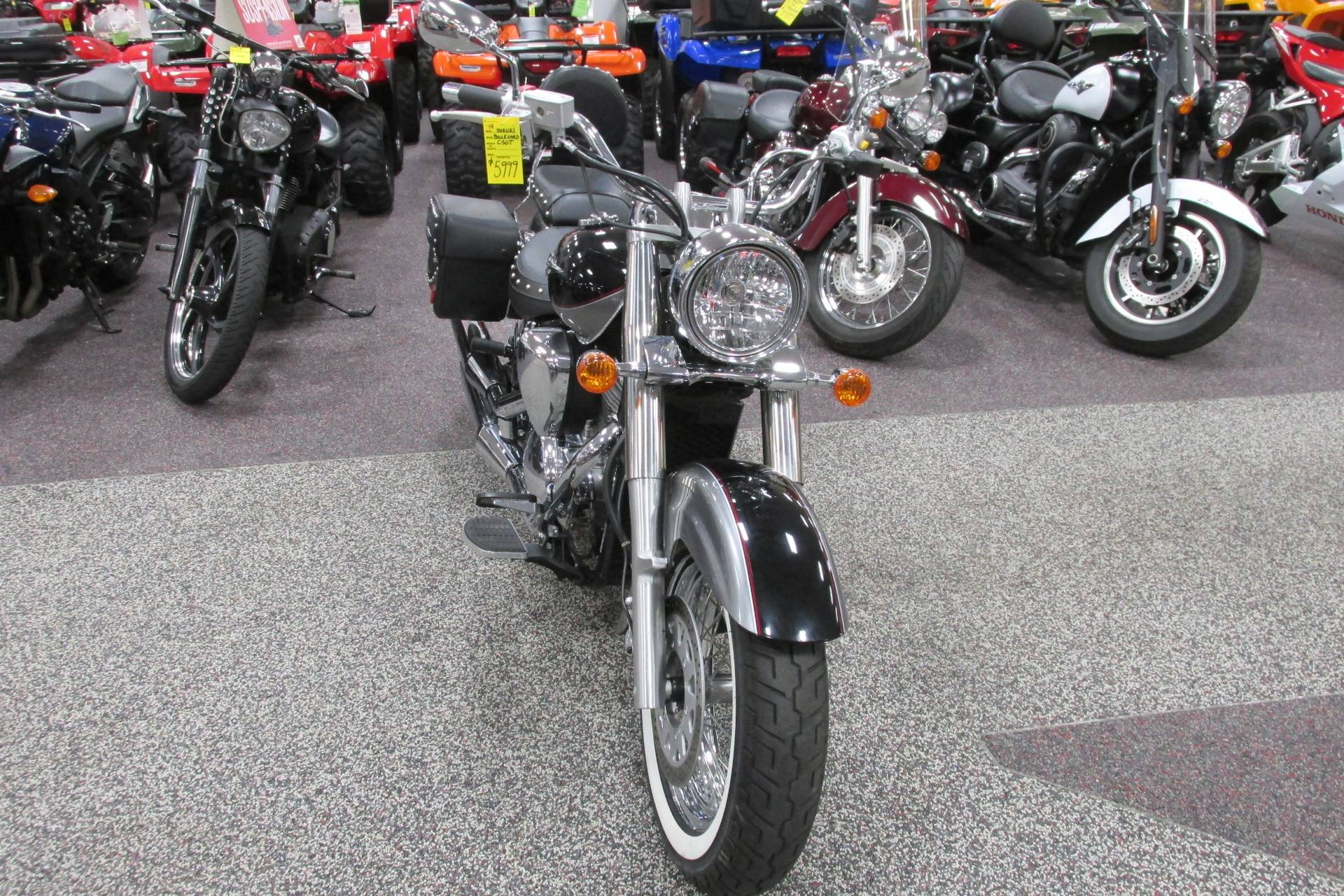 2014 Suzuki C50T in Springfield, Ohio