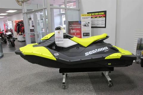 2017 Sea-Doo SPARK 2 UP H.O. in Springfield, Ohio