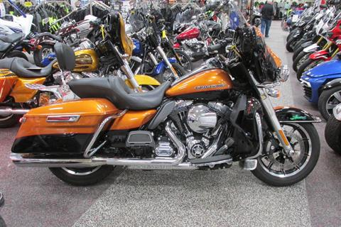 2014 Harley-Davidson ULTRA CLASSIC LIMITED in Springfield, Ohio