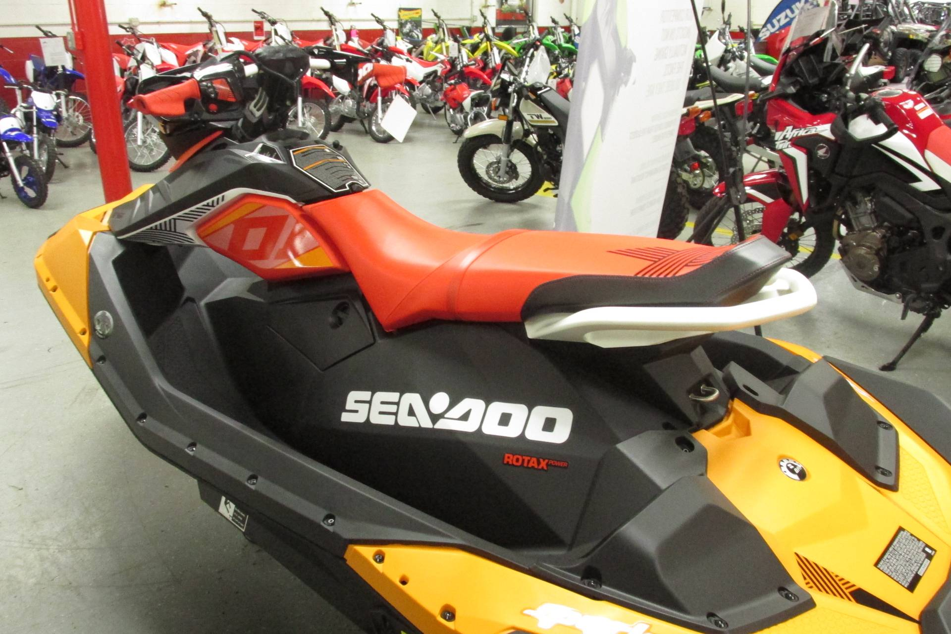 2019 Sea-Doo SPARK TRIXX 3 UP WITH SOUND in Springfield, Ohio - Photo 1