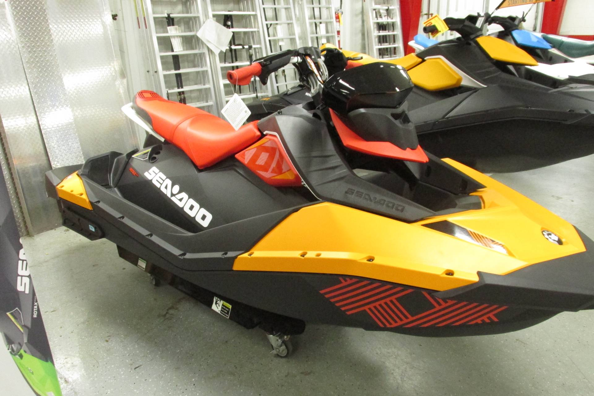 2019 Sea-Doo SPARK TRIXX 3 UP WITH SOUND in Springfield, Ohio - Photo 4