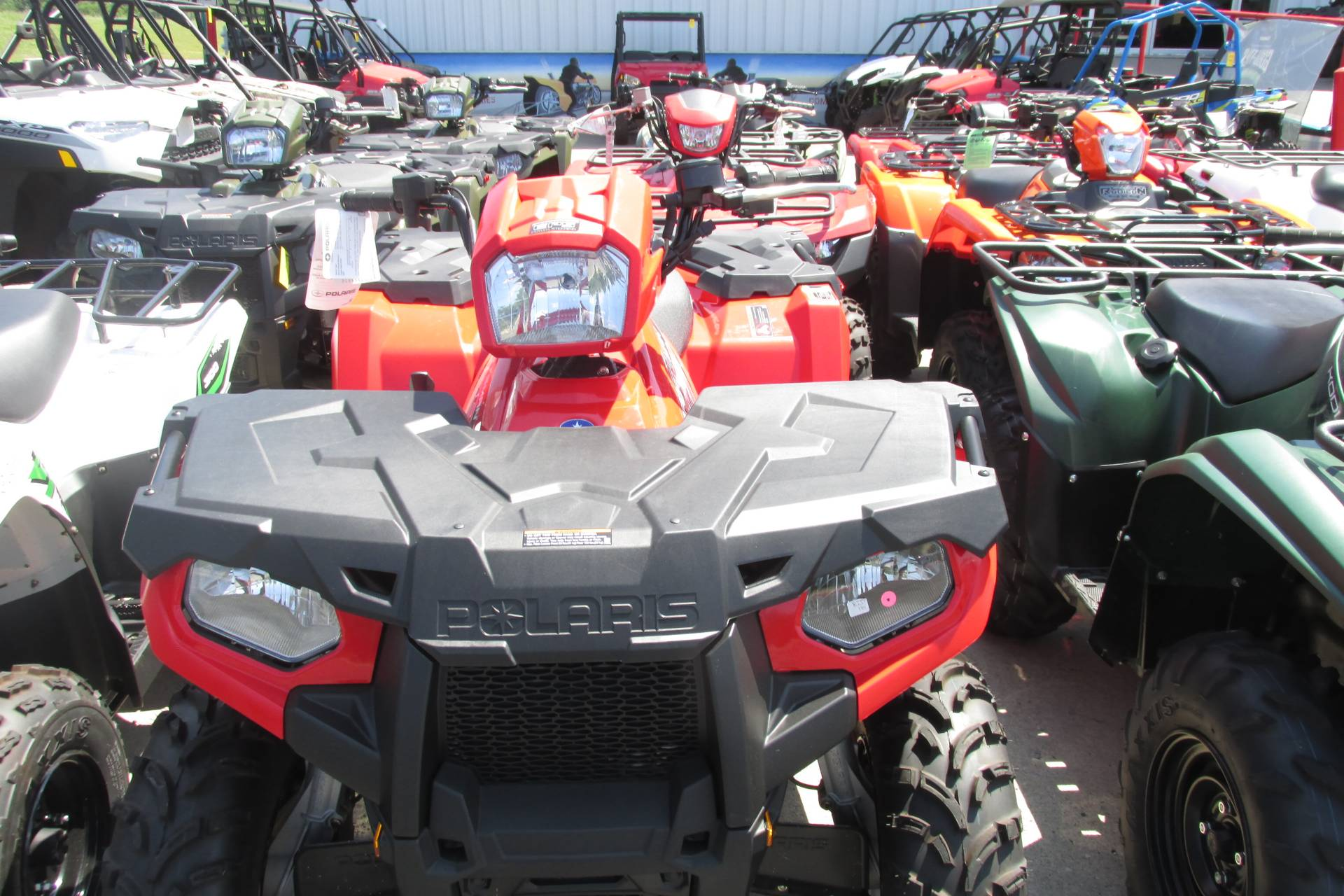 2019 Polaris SPORTSMAN 450 EPS in Springfield, Ohio - Photo 1