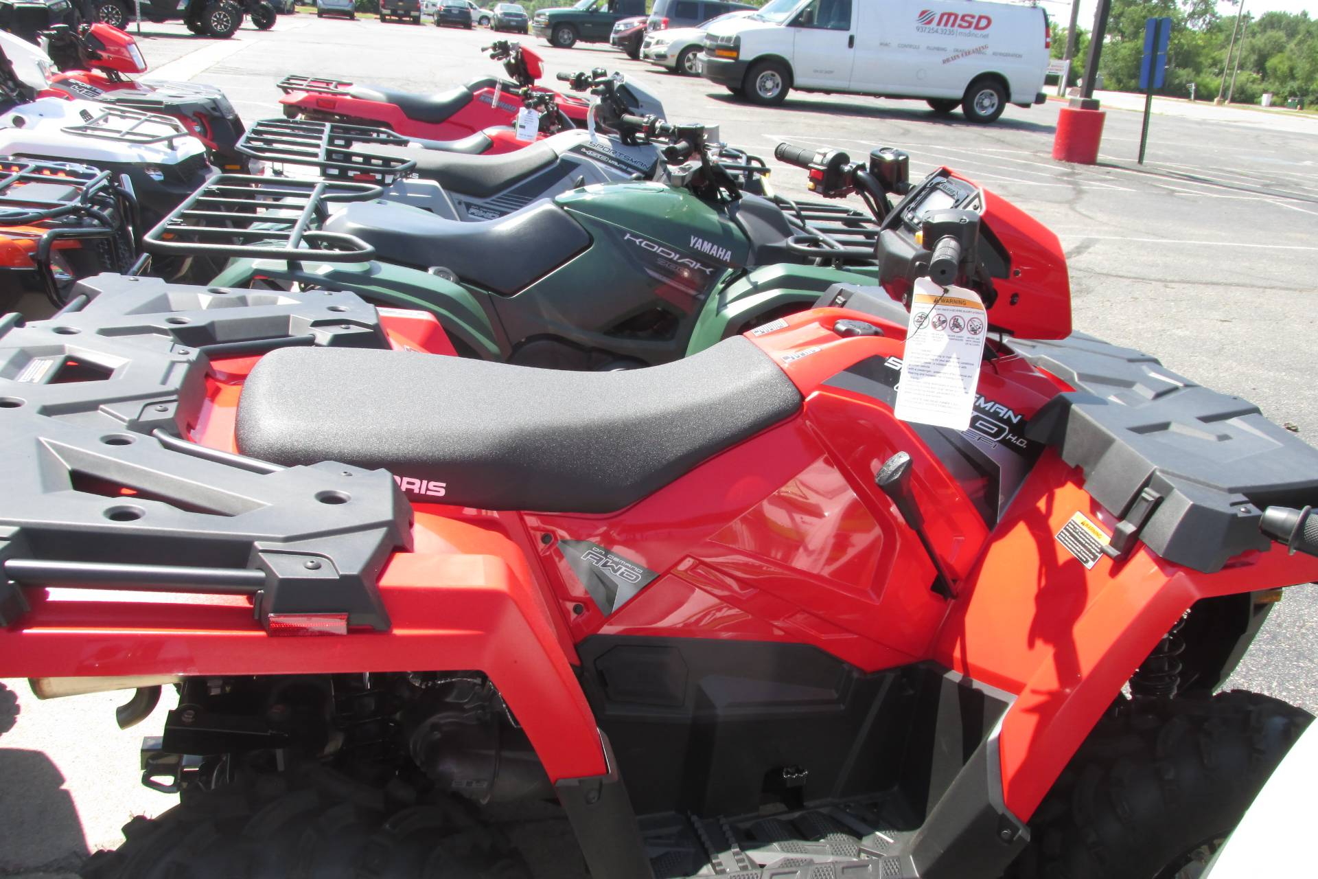 2019 Polaris SPORTSMAN 450 EPS in Springfield, Ohio - Photo 2