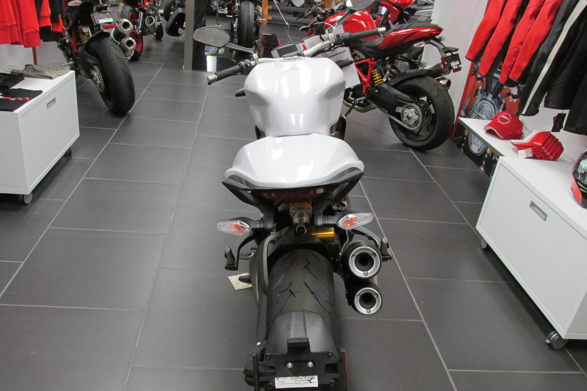 2016 Ducati MONSTER 1200 S in Springfield, Ohio