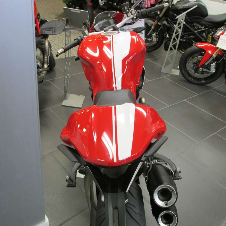 2015 Ducati Monster 1200 S Stripe in Springfield, Ohio