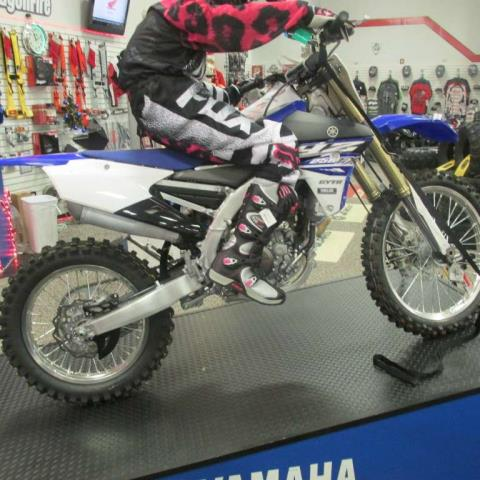 2015 Yamaha YZ250F in Springfield, Ohio
