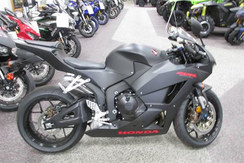 2019 Honda CBR600RR in Springfield, Ohio - Photo 1