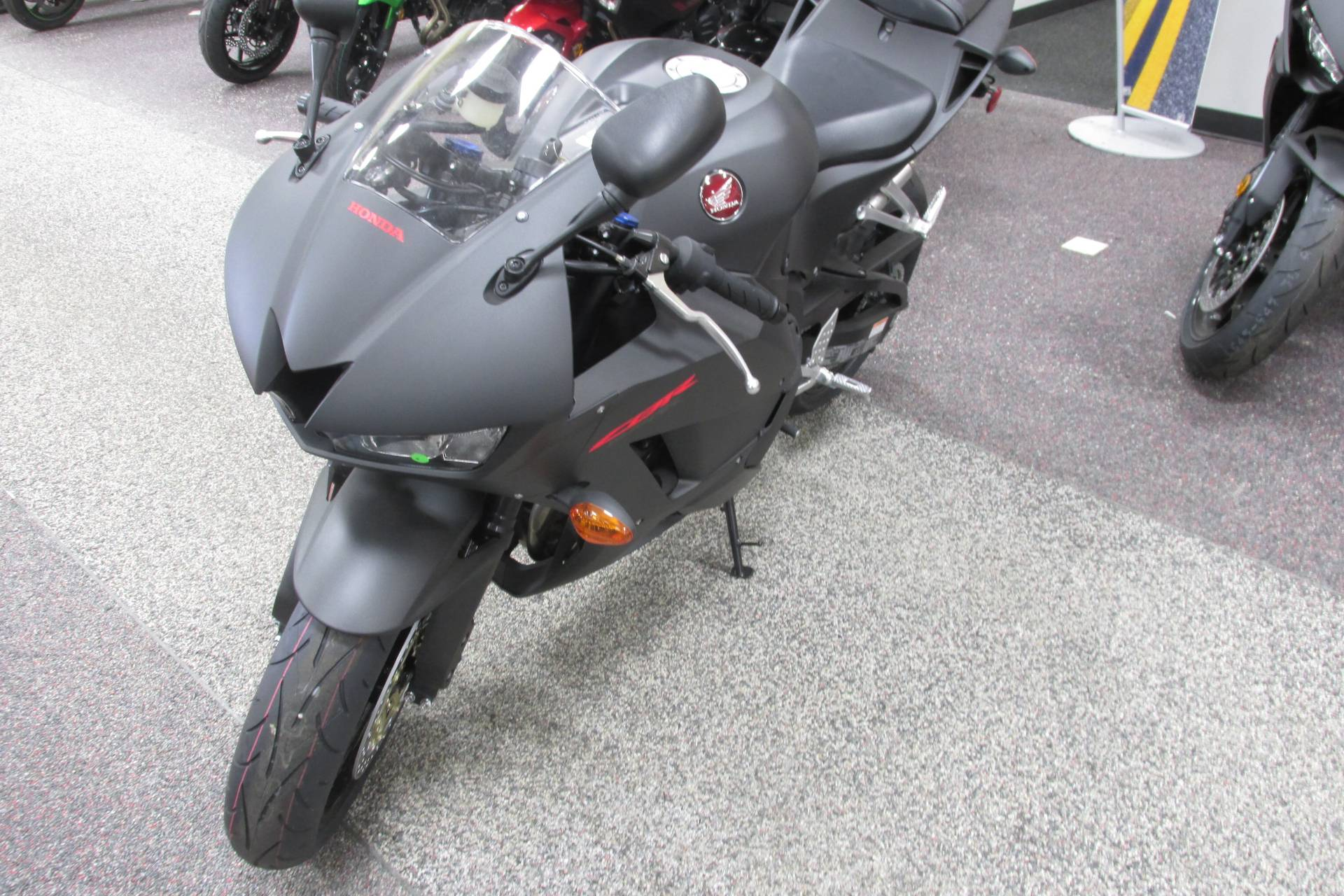 2019 Honda CBR600RR in Springfield, Ohio - Photo 4