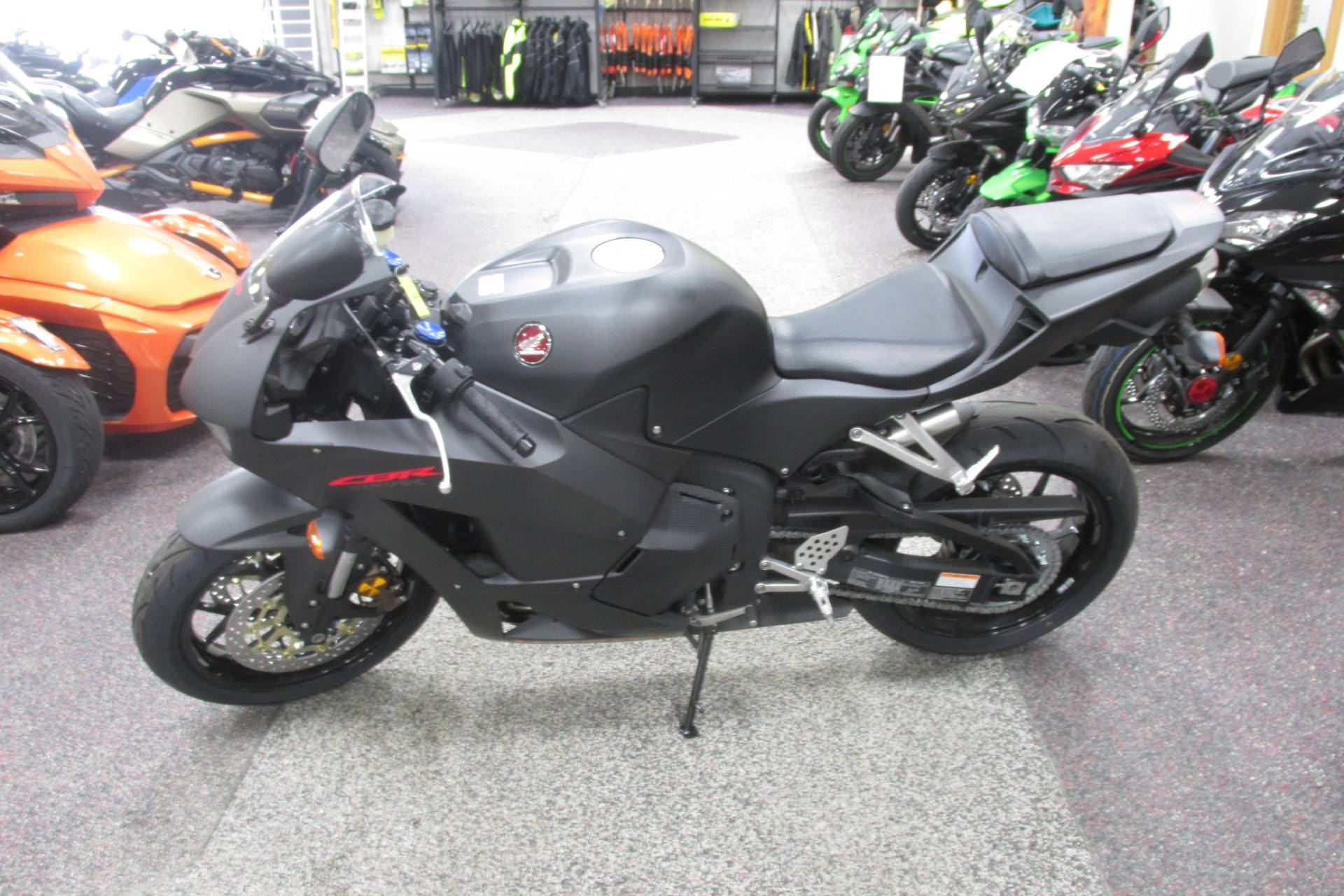 2019 Honda CBR600RR in Springfield, Ohio - Photo 5