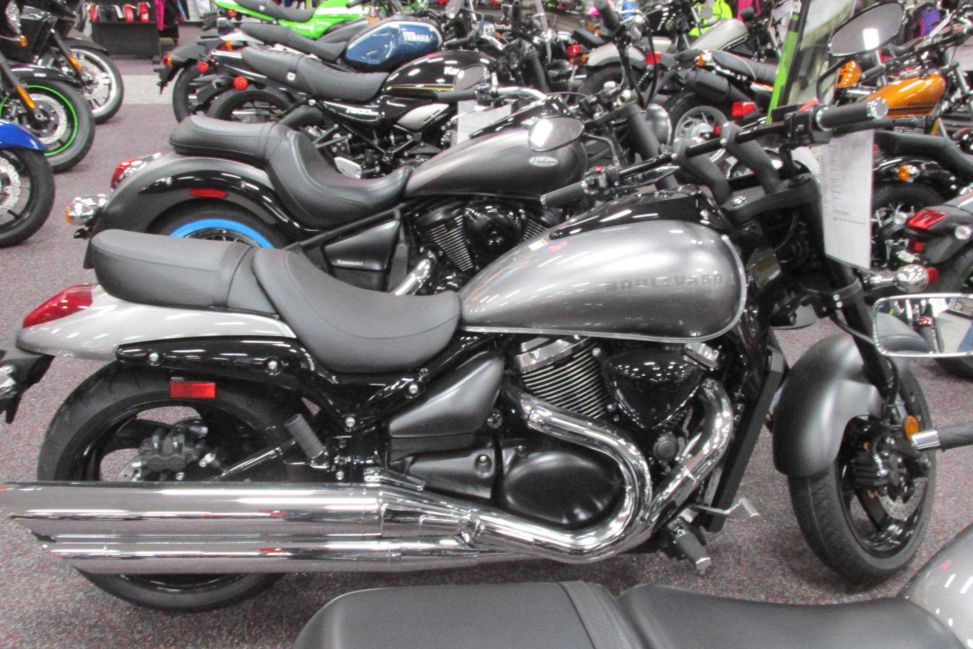 2018 Suzuki M90 BOULEVARD in Springfield, Ohio - Photo 1