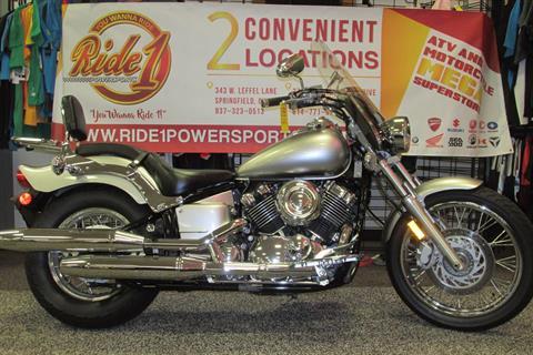 2014 Yamaha V Star 650 Custom in Springfield, Ohio
