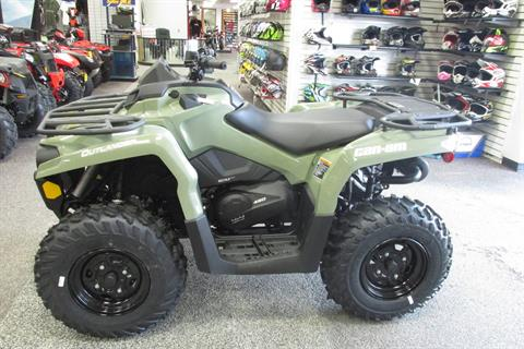 2019 Can-Am OUTLANDER 450 POWER STEERING in Springfield, Ohio - Photo 1