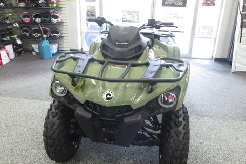 2019 Can-Am OUTLANDER 450 POWER STEERING in Springfield, Ohio - Photo 2