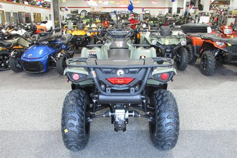 2019 Can-Am OUTLANDER 450 POWER STEERING in Springfield, Ohio - Photo 6