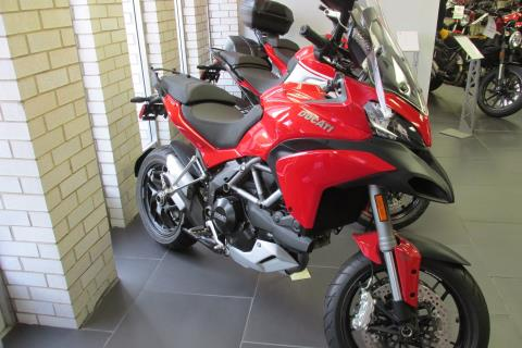 2014 Ducati Multistrada 1200 S Touring D|air in Springfield, Ohio