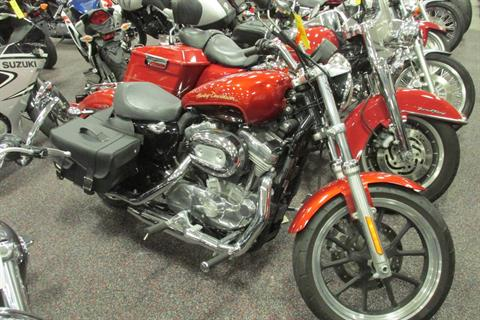 2013 Harley-Davidson 883 SUPER LOW in Springfield, Ohio