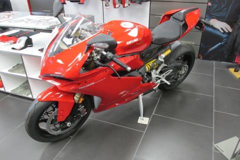 2015 Ducati 1299 Panigale S in Springfield, Ohio
