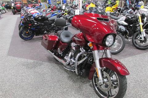 2017 Harley Davidson STREET GLIDE SPECIAL in Springfield, Ohio