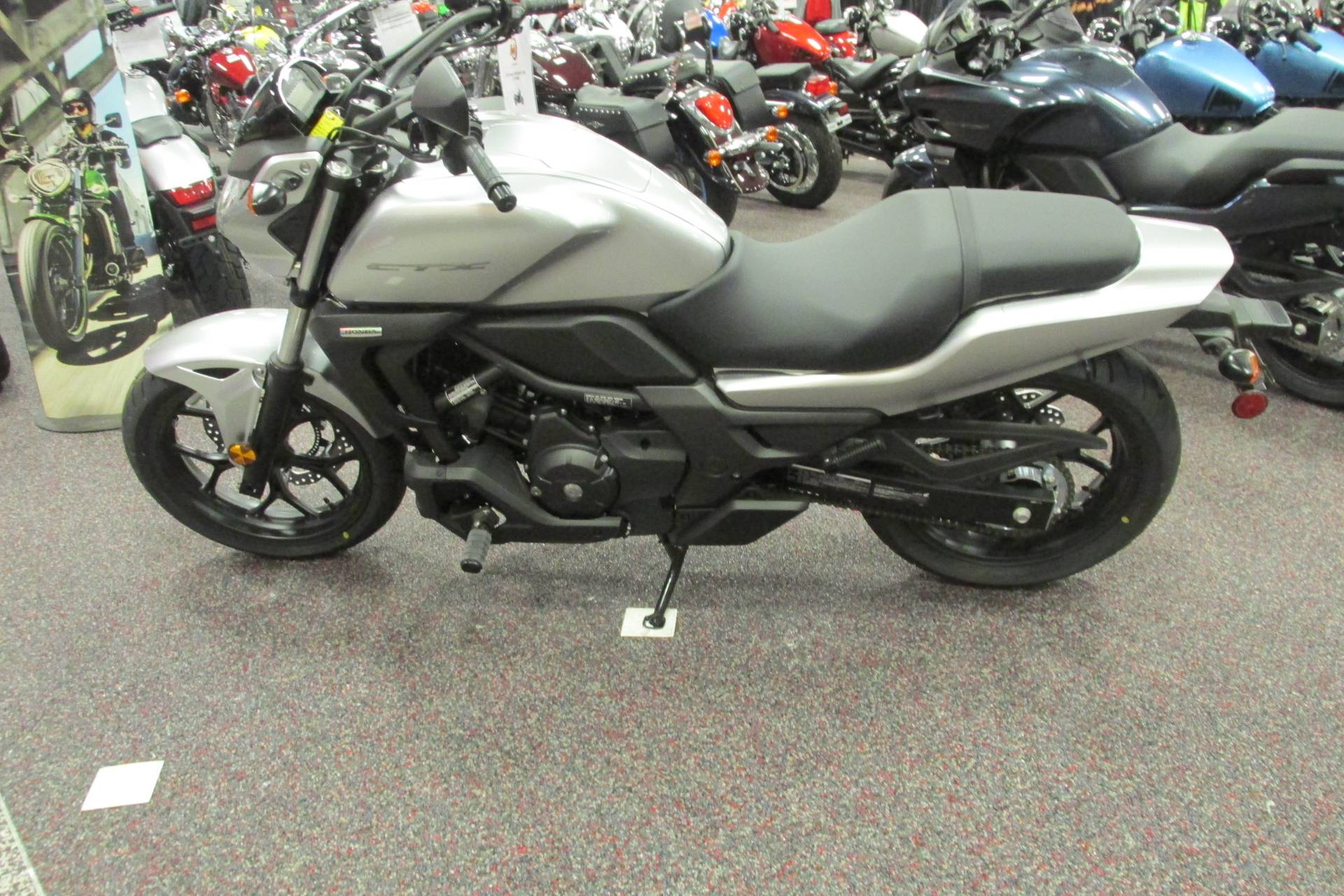 2015 Honda CTX®700N DCT ABS in Springfield, Ohio