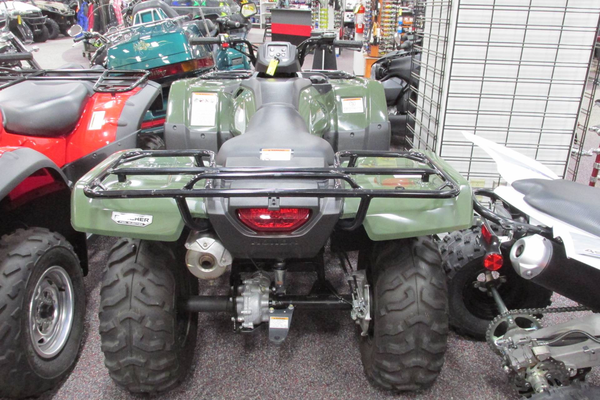 2017 Honda RANCHER 420 TM1 in Springfield, Ohio