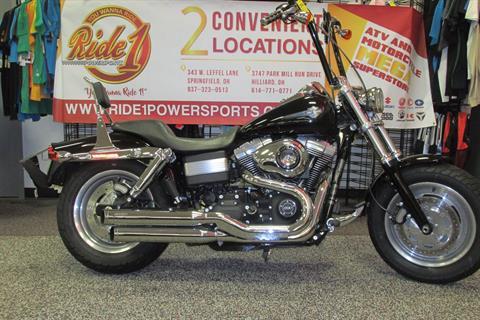 2012 Harley-Davidson Dyna® Fat Bob® in Springfield, Ohio