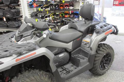 2017 Can-Am OUTLANDER 850 XT MAX in Springfield, Ohio
