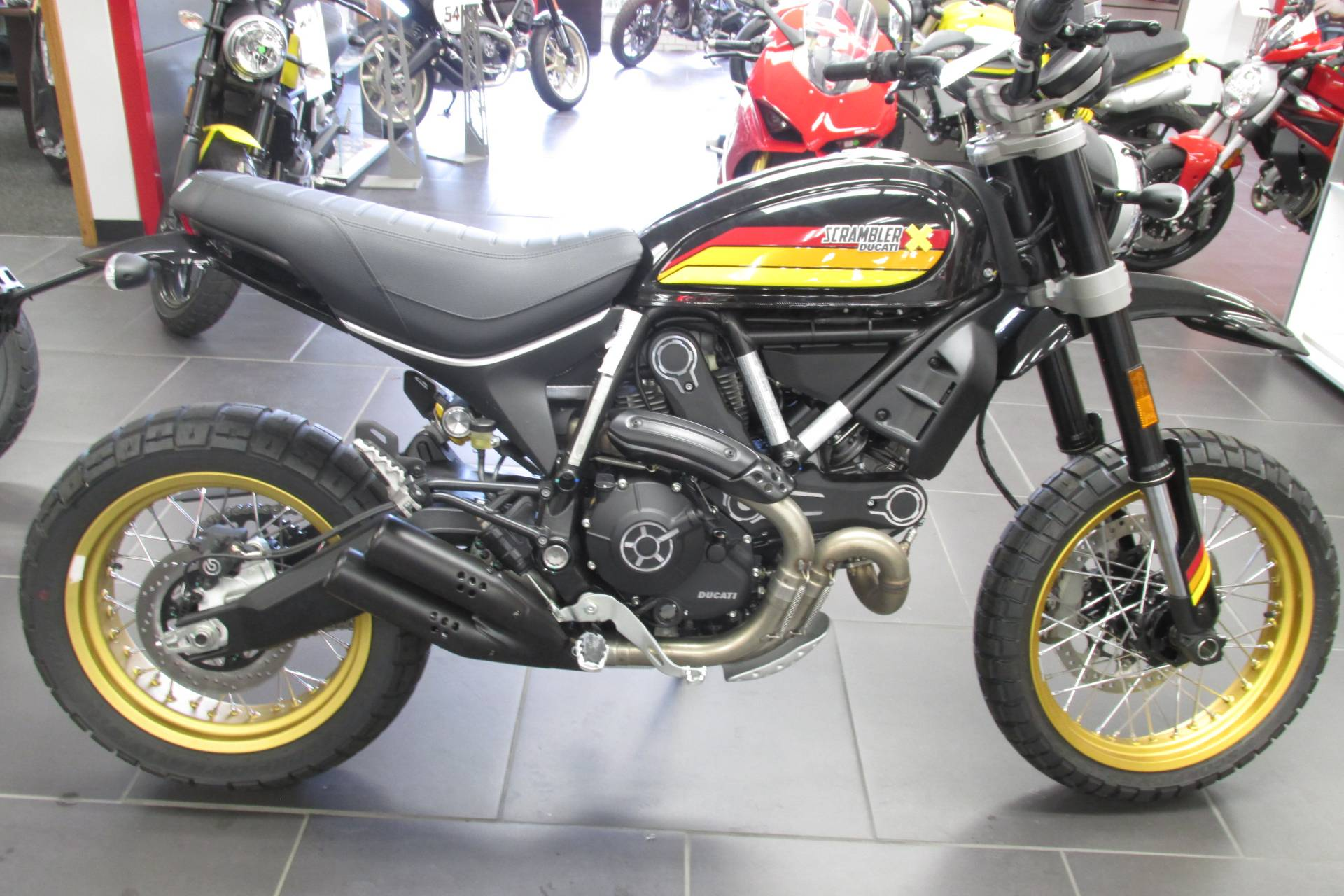 2018 Ducati SCRAMBLER DESERT SLED in Springfield, Ohio - Photo 1