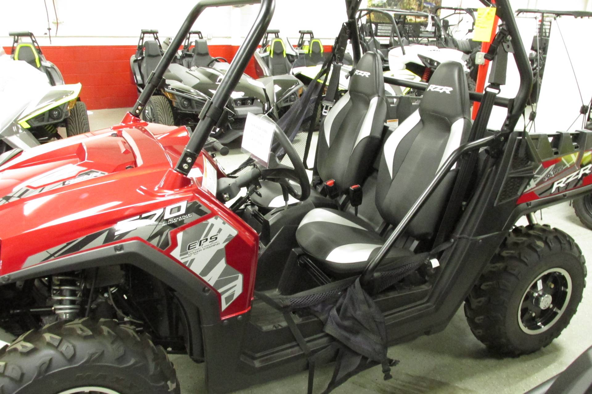 2016 Polaris RZR 570 EPS TRAIL in Springfield, Ohio
