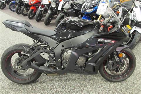 2012 Kawasaki Ninja® ZX™-10R in Springfield, Ohio
