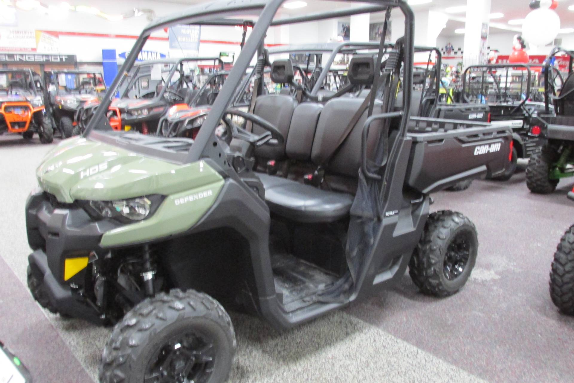 2018 Can-Am DEFENDER HD5 POWER STEERING in Springfield, Ohio - Photo 1