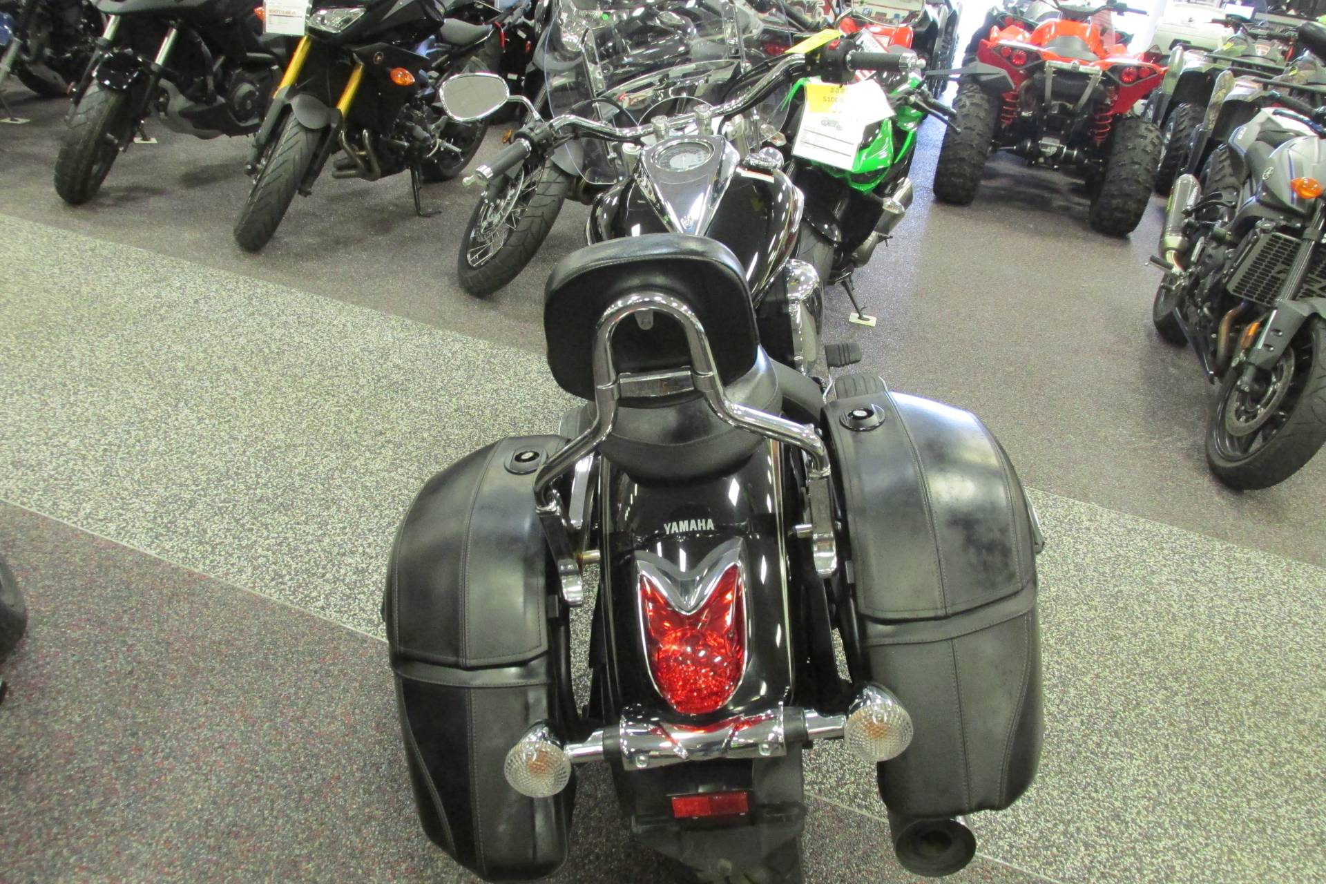 2014 Yamaha V Star 950 Tourer in Springfield, Ohio