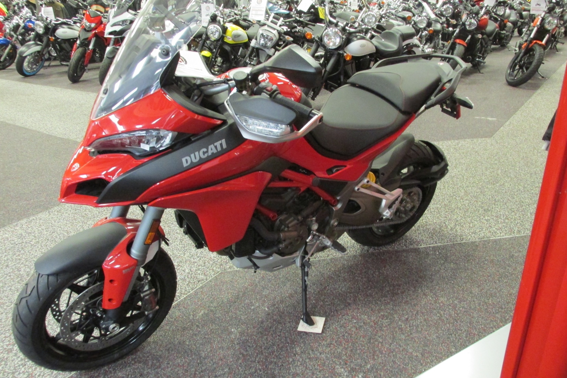 2015 Ducati Multistrada 1200 S in Springfield, Ohio