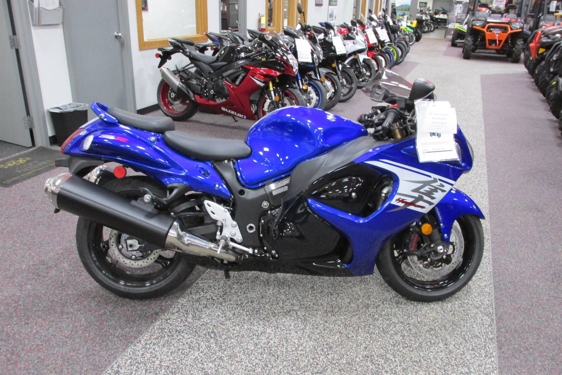 2017 Suzuki HAYABUSA for sale 39102