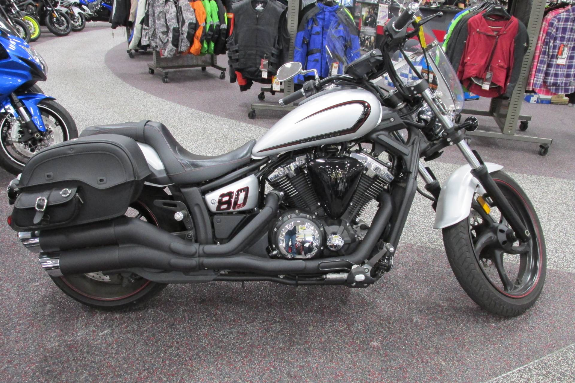 2015 Yamaha STRYKER 1300 for sale 212300