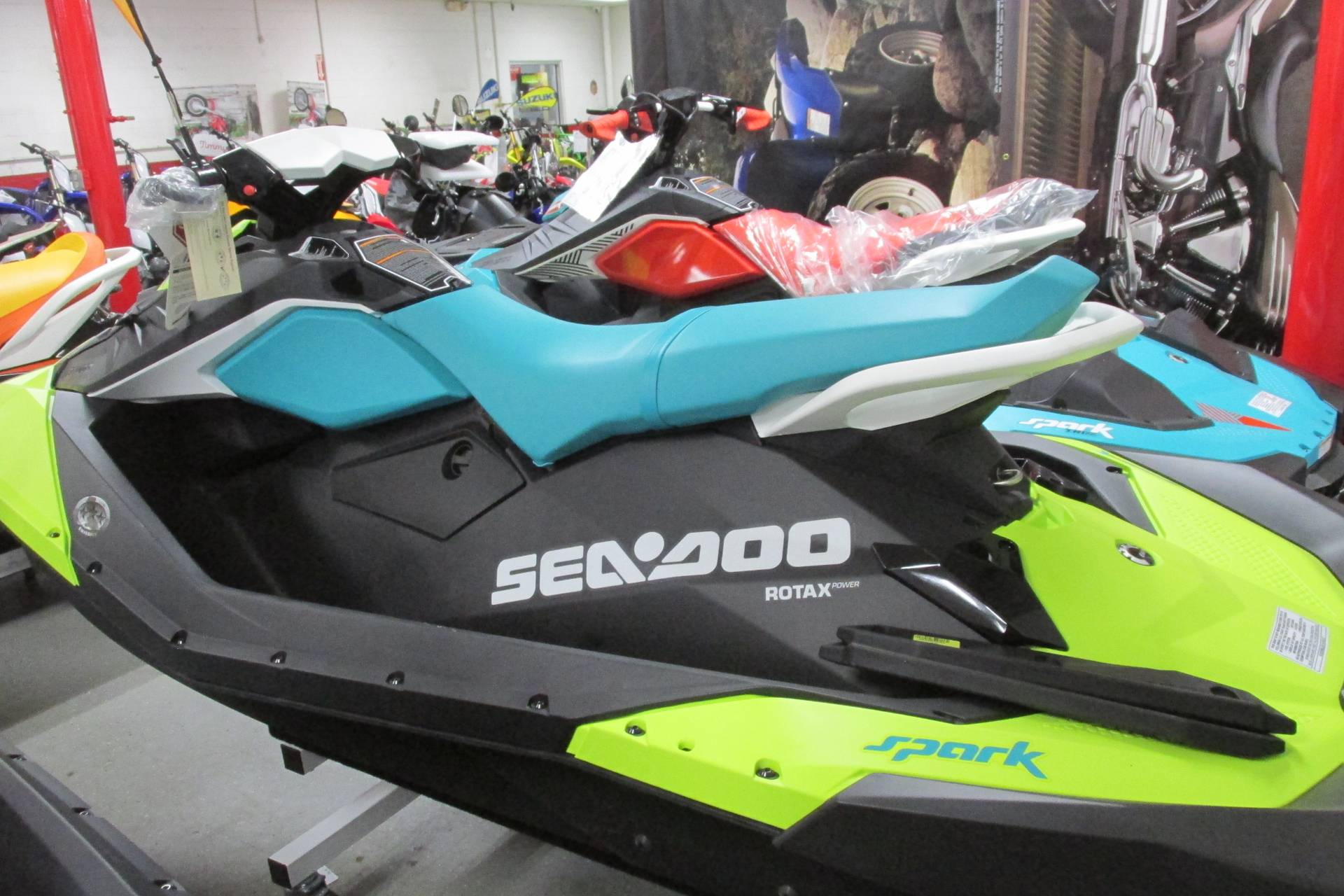 2018 Sea-Doo SPARK 3 UP IBR AND CONV. in Springfield, Ohio - Photo 3